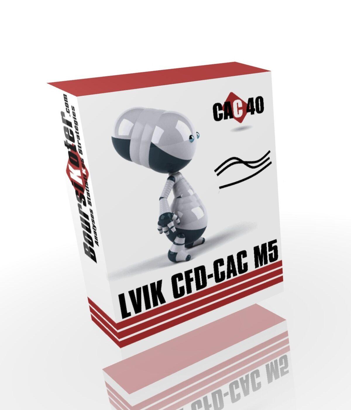 trading robot cac 40